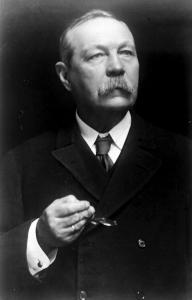 kirjailija_Sir_Arthur_Conan_Doyle