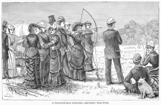 1-archery-19th-century-granger