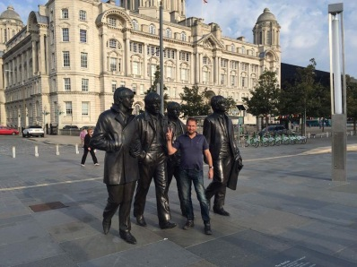 Fab 5 of Liverpool.